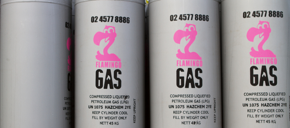 Flamingo Gas LPG for the Lower Blue Mountains