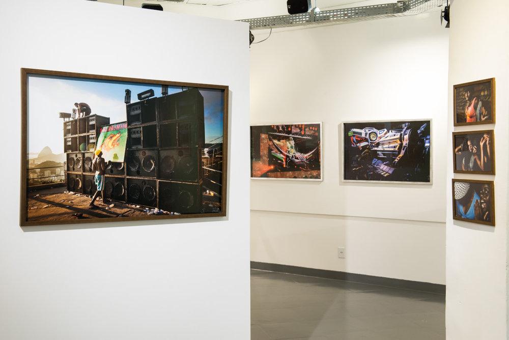 "Expo ""Olhares"" de Vincent Rosenblatt na Galeria Teste, Polo Textil, Rio de Janeiro 2017. Curadoria Flavia Tamoyo"