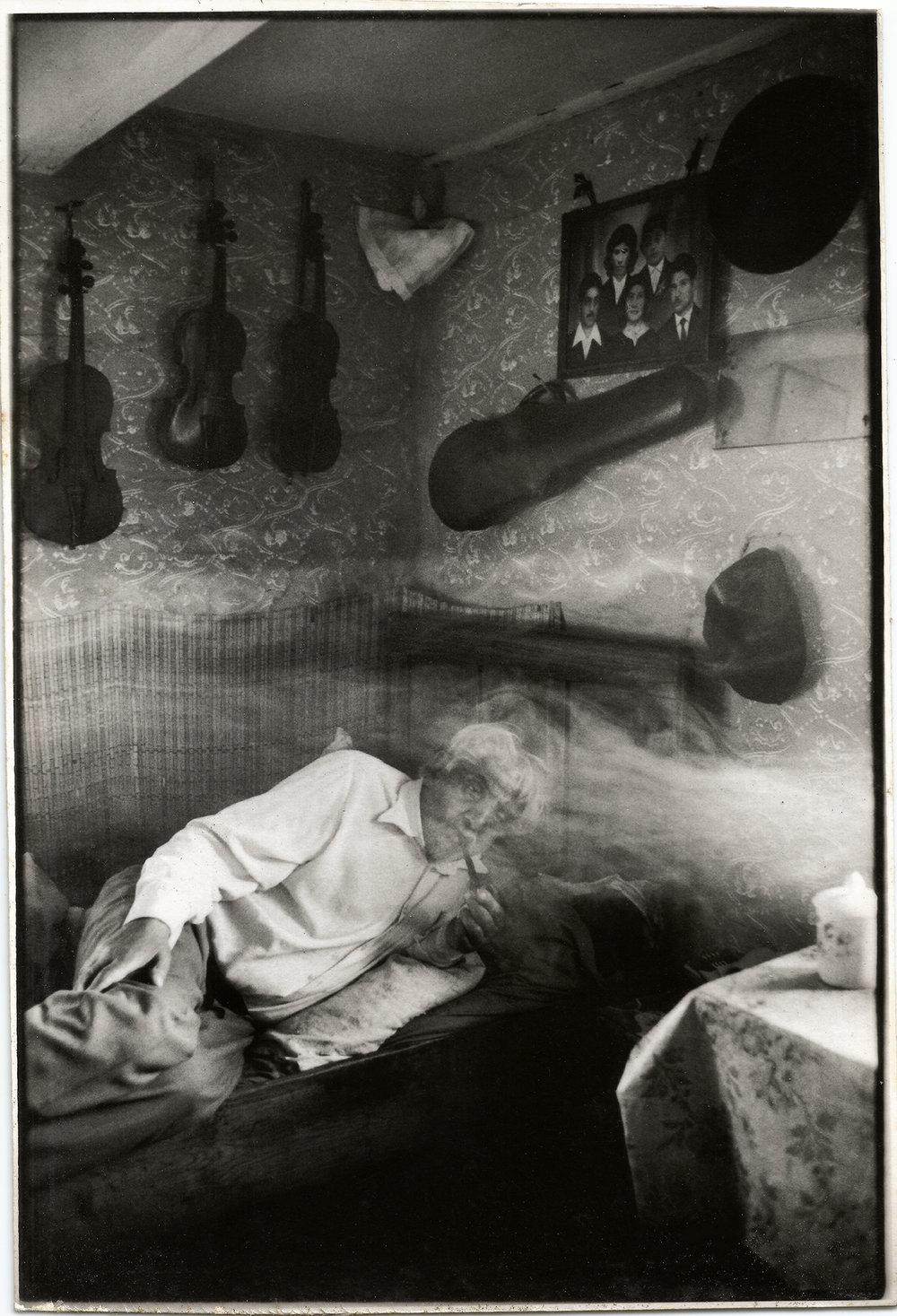 Michał Siwak - Gypsy from Poland, 1995.