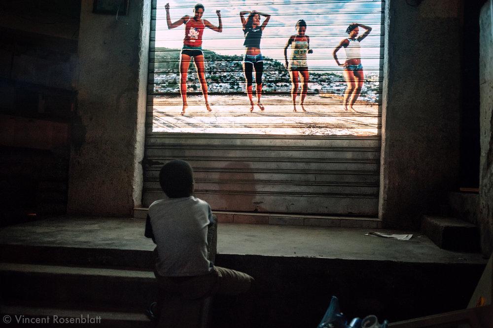Slideshow in Santa Marta