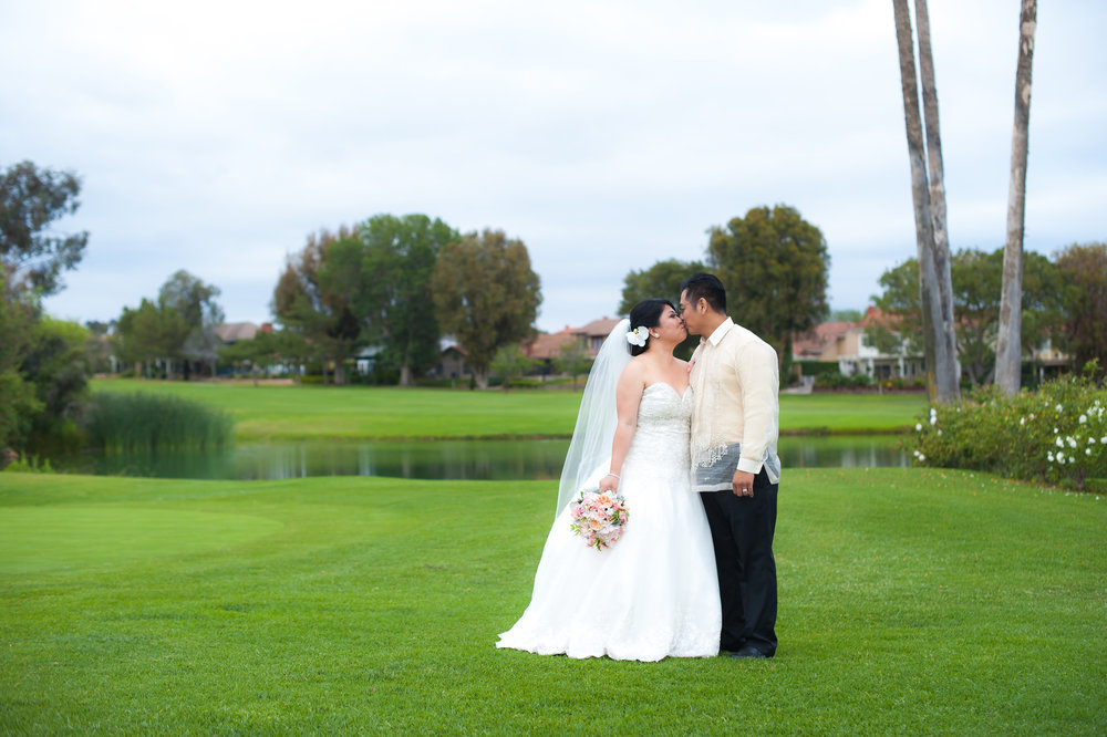 Joseph & Kristine  Los Coyotes Country Club