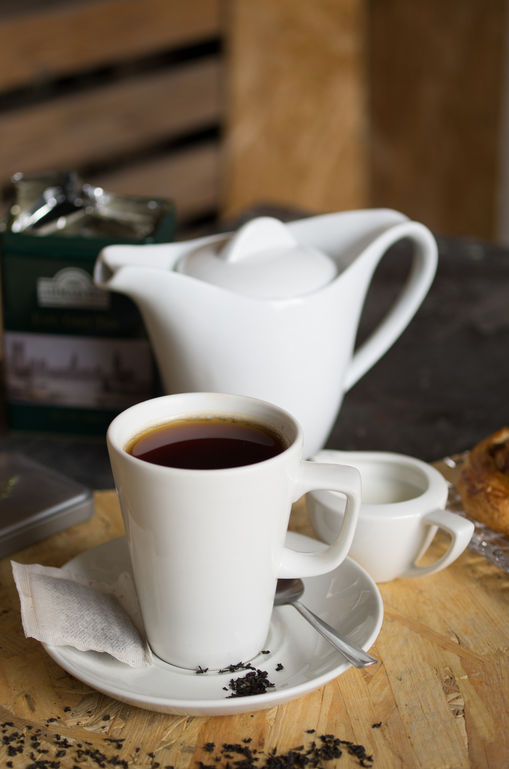 Espresso Café Project