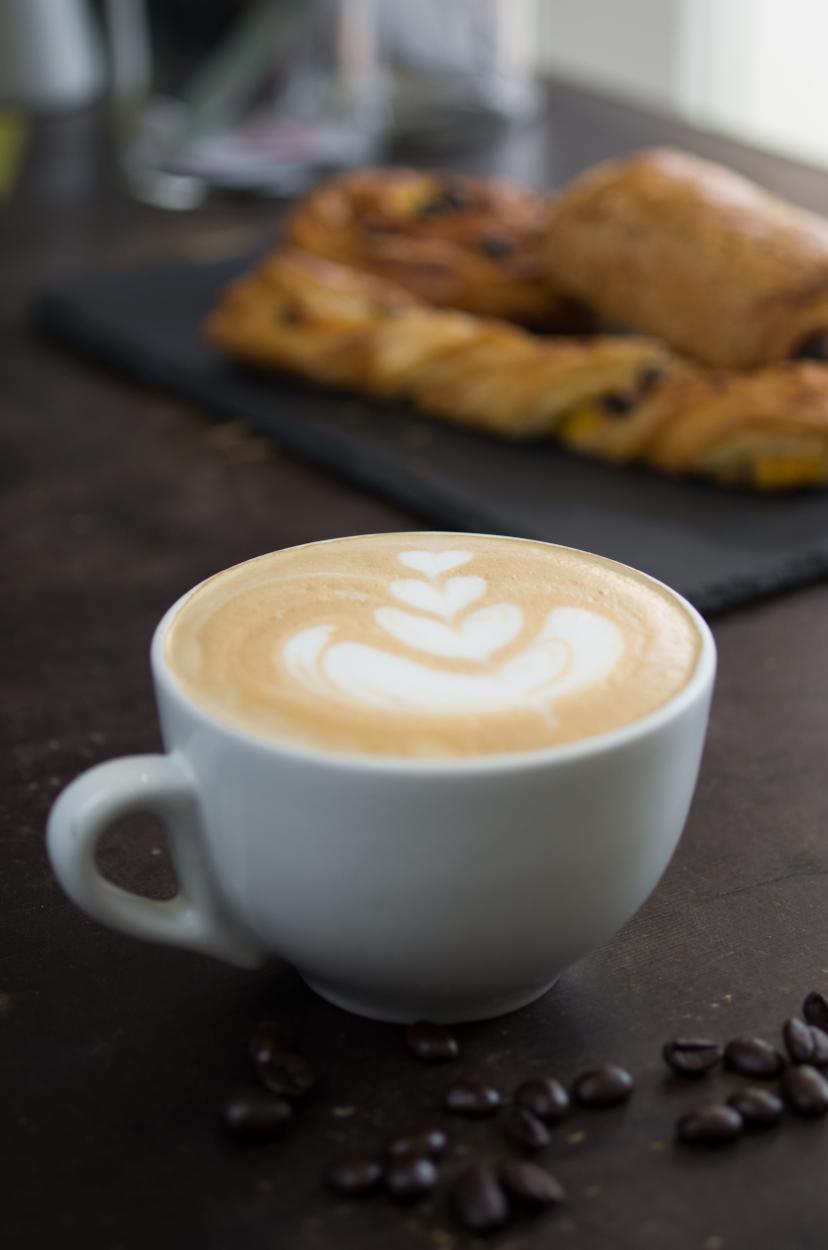Espresso Café Project.