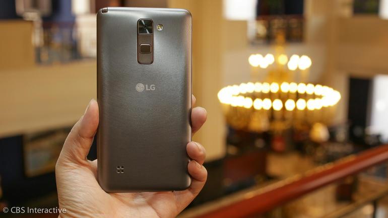 Boost LG Stylo II