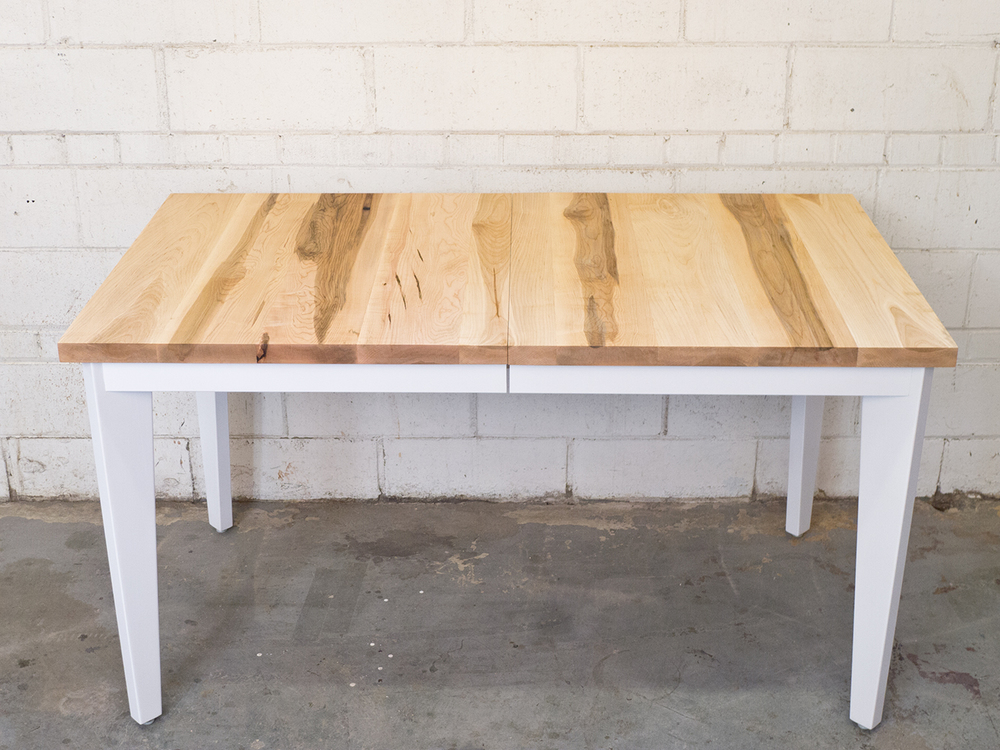 Custom extension table