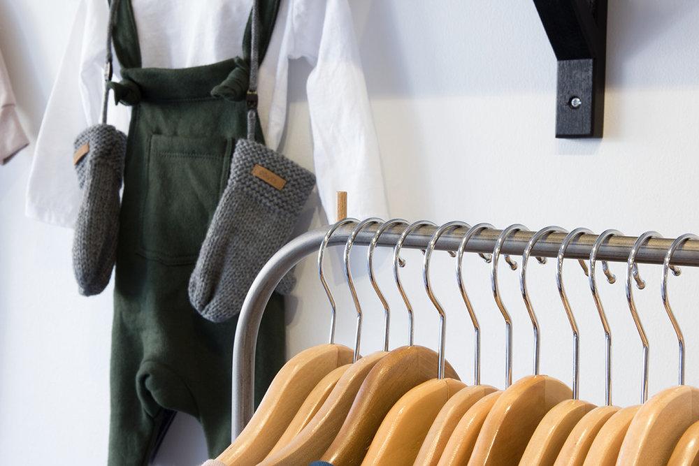 Custom Clothing Rack