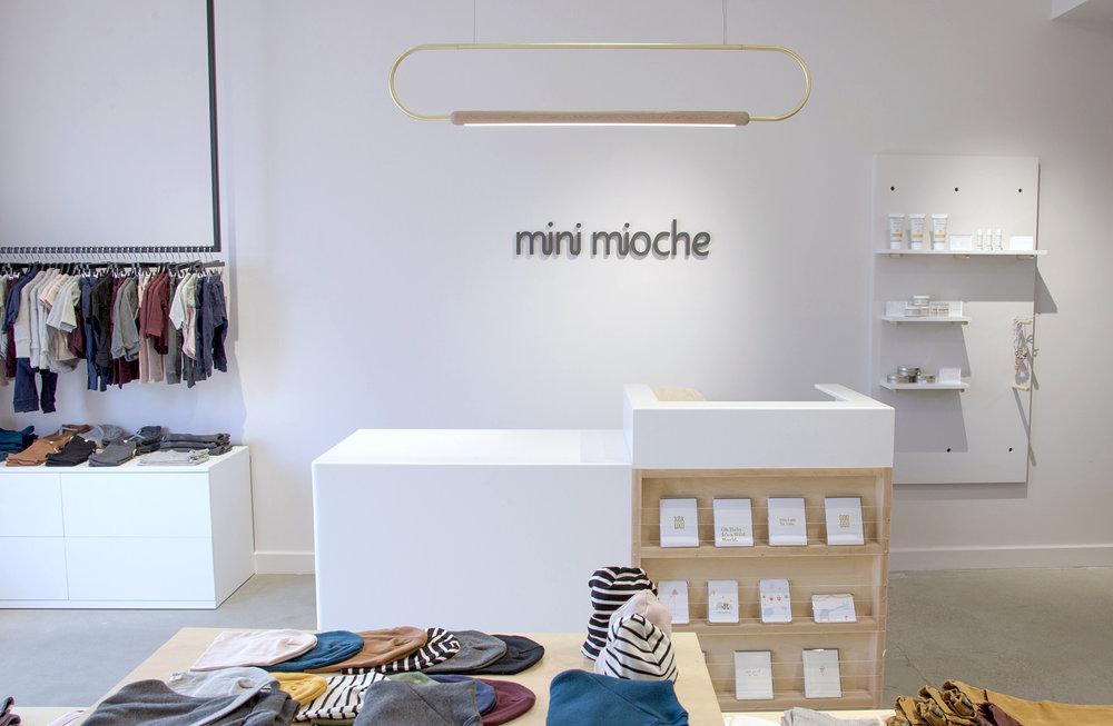 Mini Mioche LA Cashwrap