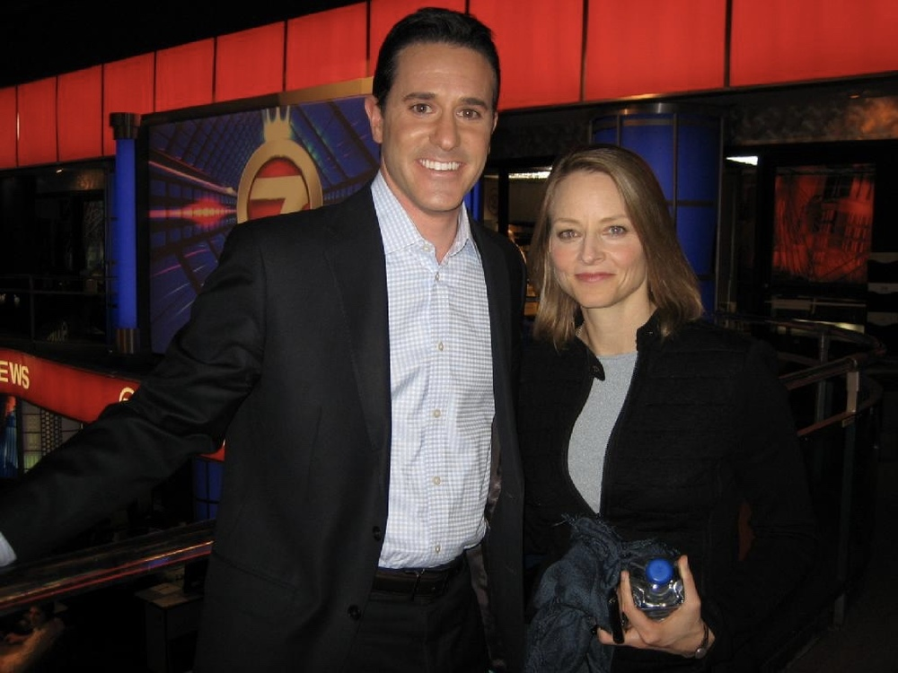 Interview. Actress/Film Director Jodie Foster