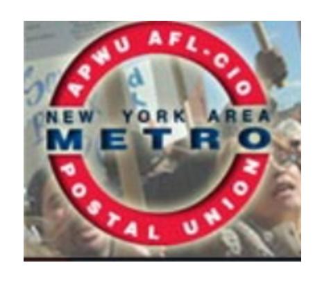 NY Metro Area Postal Union