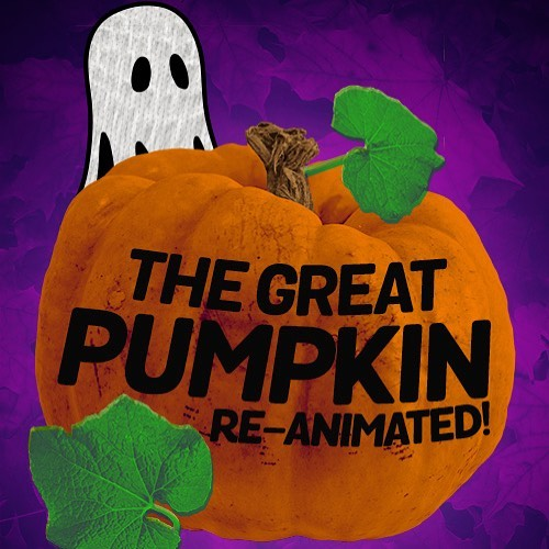 The Great Pumpkin approaches! October 21 at 4 & 8pm! Tickets on sale now! Get your tickets now: https://theqtp.ticketspice.com/pumpkin2018 🎃