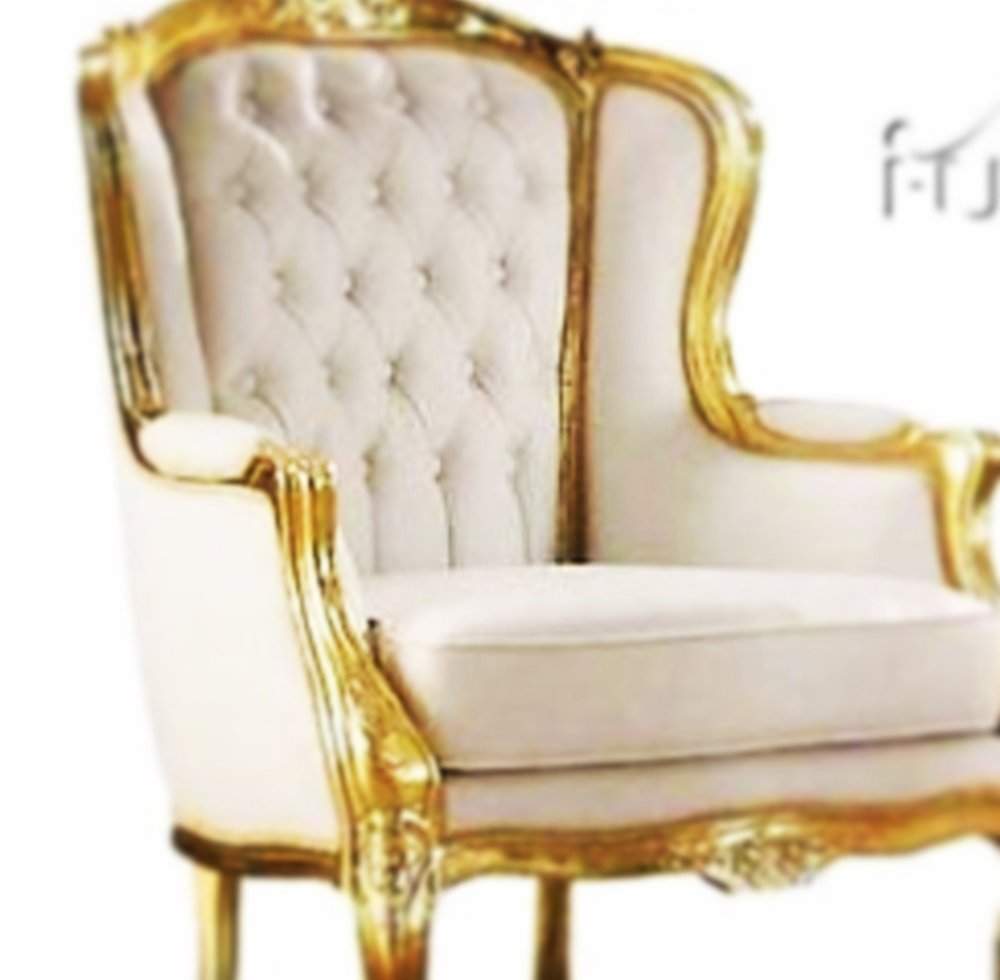 Genial King And Queen Chair