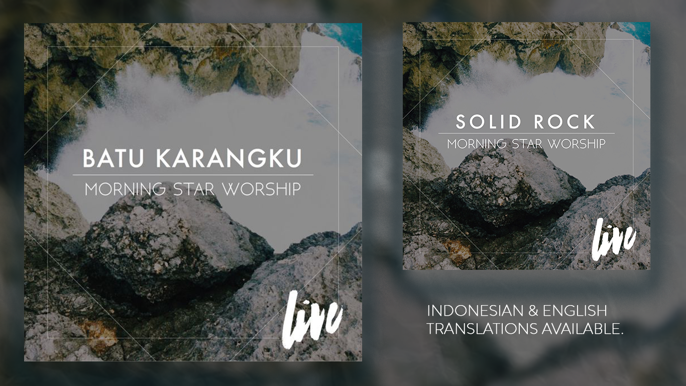 Pictured: Morning Star Worship's New Live Album Project