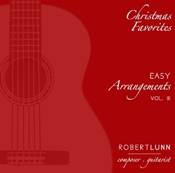 Vol. 3 contains easy arrangements of Christmas favorites. Includes Up On The House-Top, Silent Night, Away in a Manger and many more!