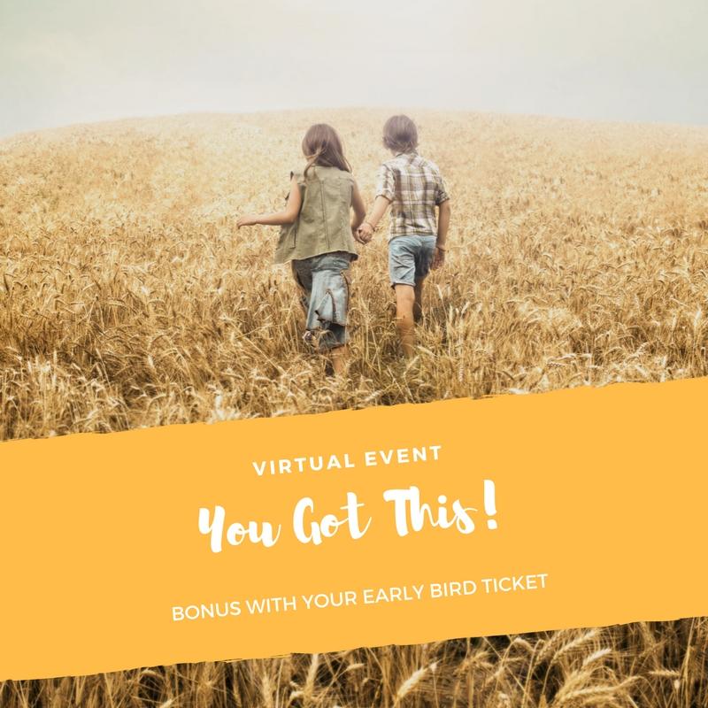 You Got This! Virtual Event