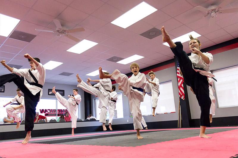 American Karate - Wentzville, Missouri
