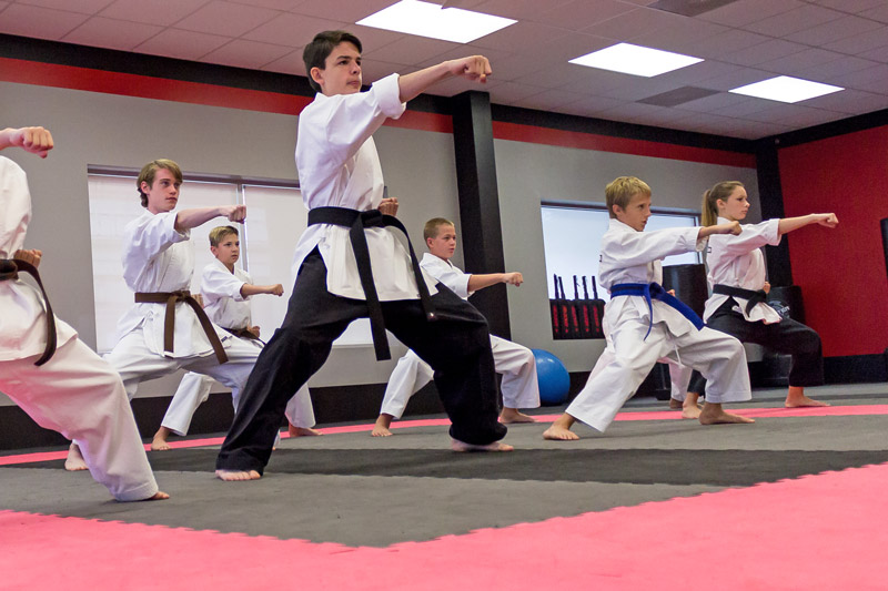 American Karate Teen and Adult Karate Class