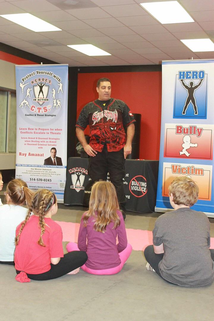 American Karate Bully Awareness 3