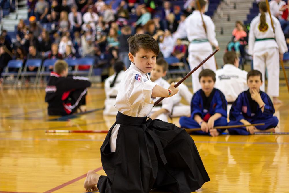 AK JR classic - american karate - 2