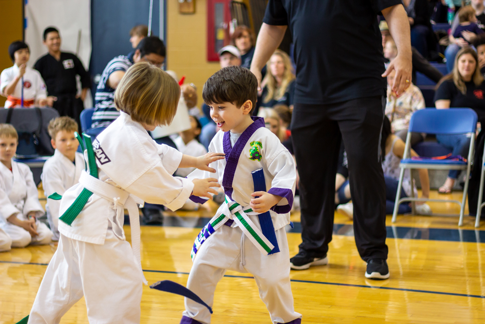 AK JR classic - american karate - 3