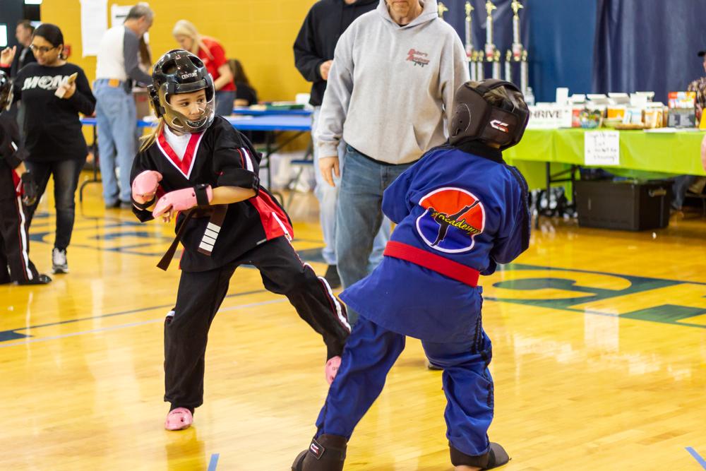 AK JR classic - american karate - 4
