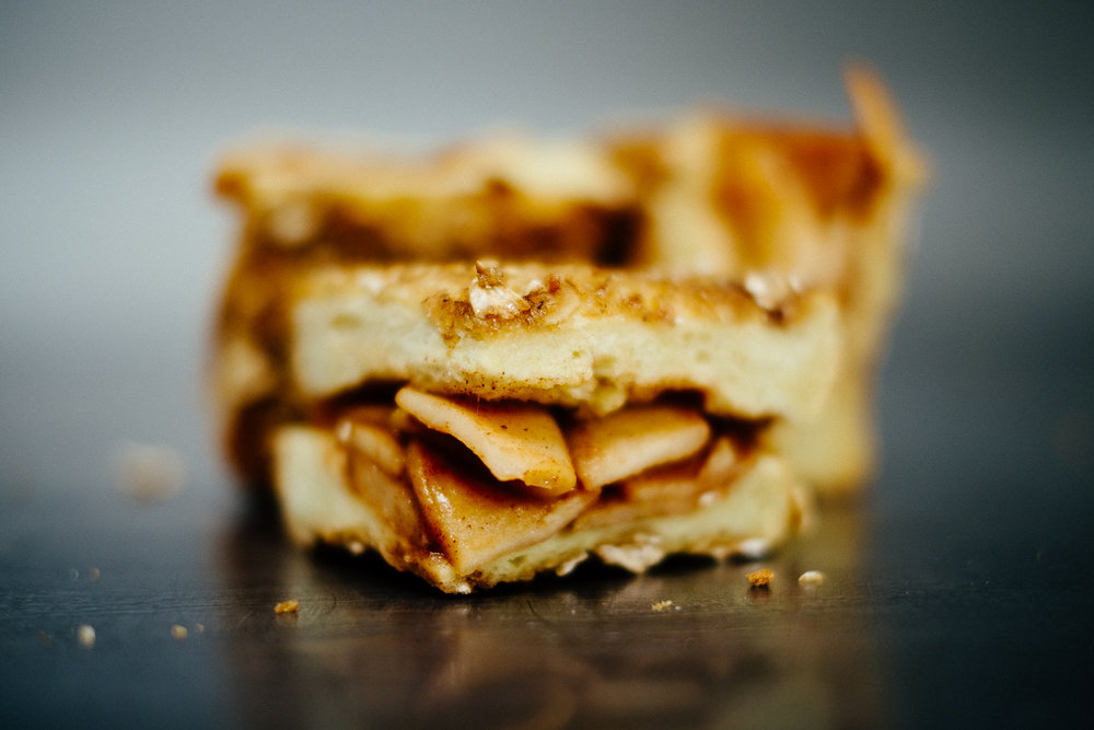 Be sure to order our Apple Galette bites with your next catering order!