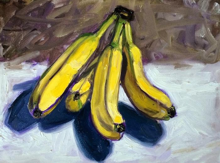 Bananas - 9 x 12