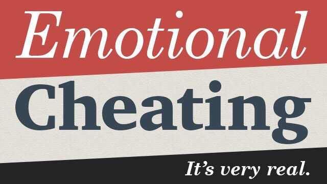 Emotional Cheating     — Team OneUnit
