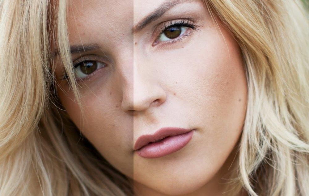 professional skin retouching photoshop tutorial by jessica kobeissi. Black Bedroom Furniture Sets. Home Design Ideas