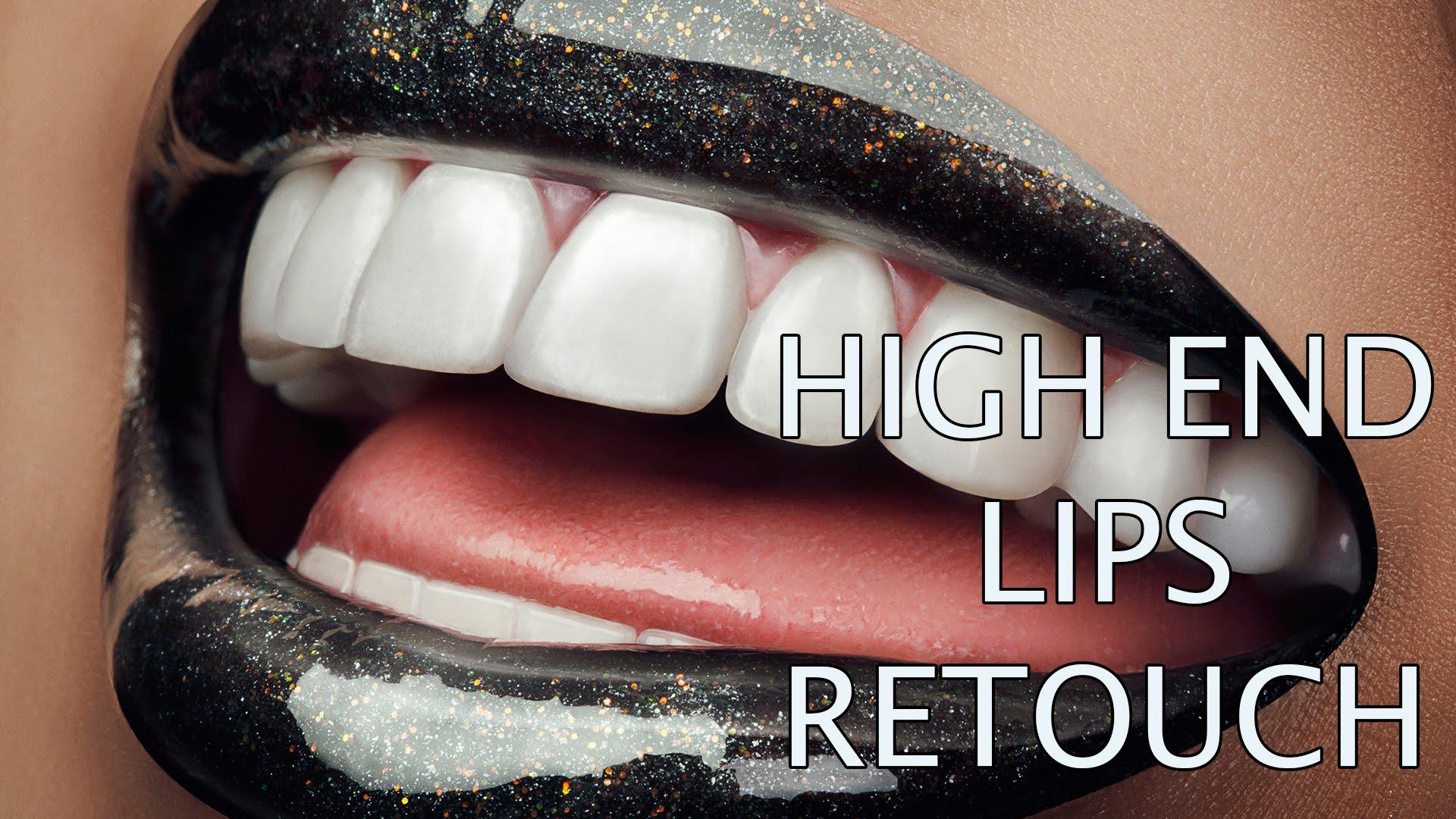 Lip Retouch