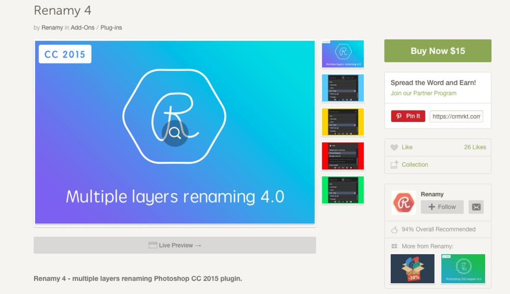 Photoshop Plugins