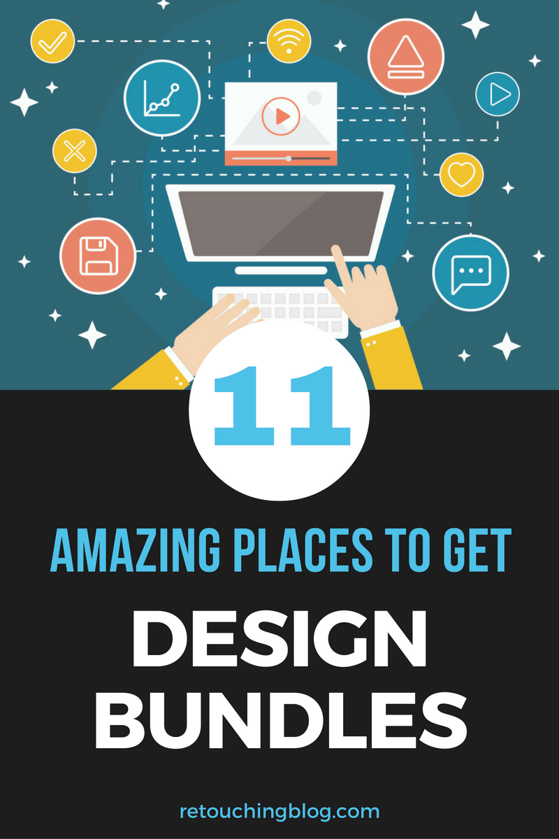 Amazing Places to Get Design Deals | RetouchingBlog