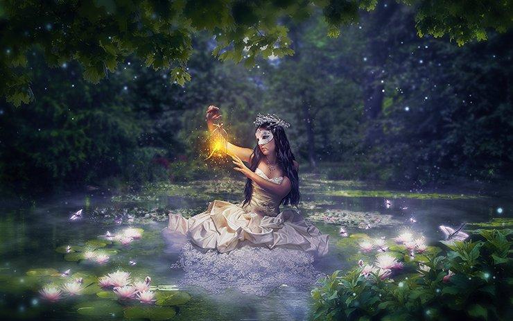 25+ Mezmerizing Fantasy Photos Manipulation Tutorials
