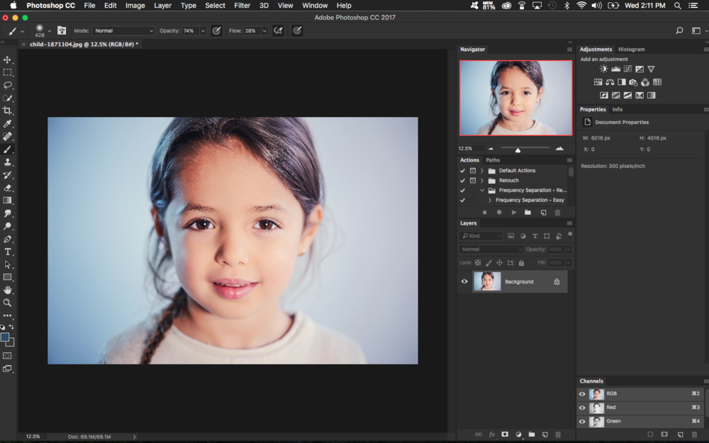 How To Remove Unwanted Colors in Adobe Photoshop | Retouching Blog