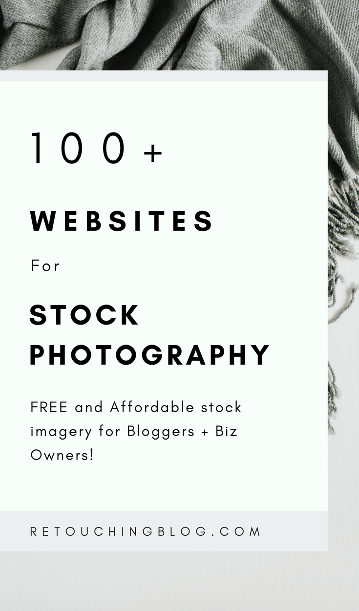 100+ Websites for Stock Photography | Retouching Blog.png