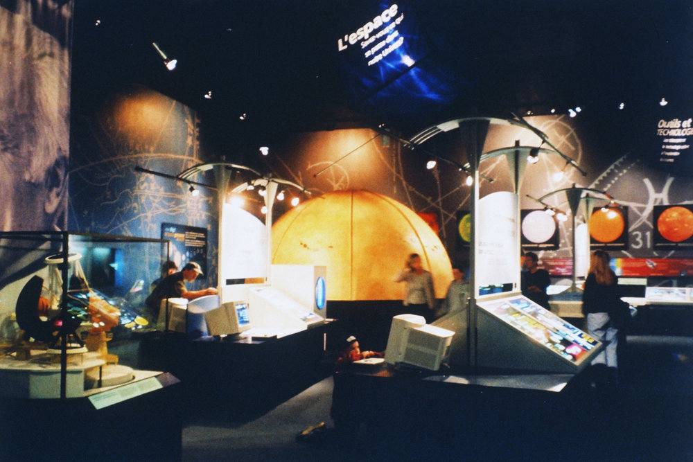 Centre Of The Universe At Herzberg Institute Astrophysics Dominion Observatory Victoria