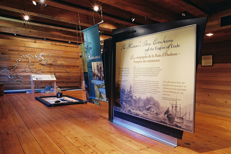 Fort Langley National Historic Site W3 Design Group