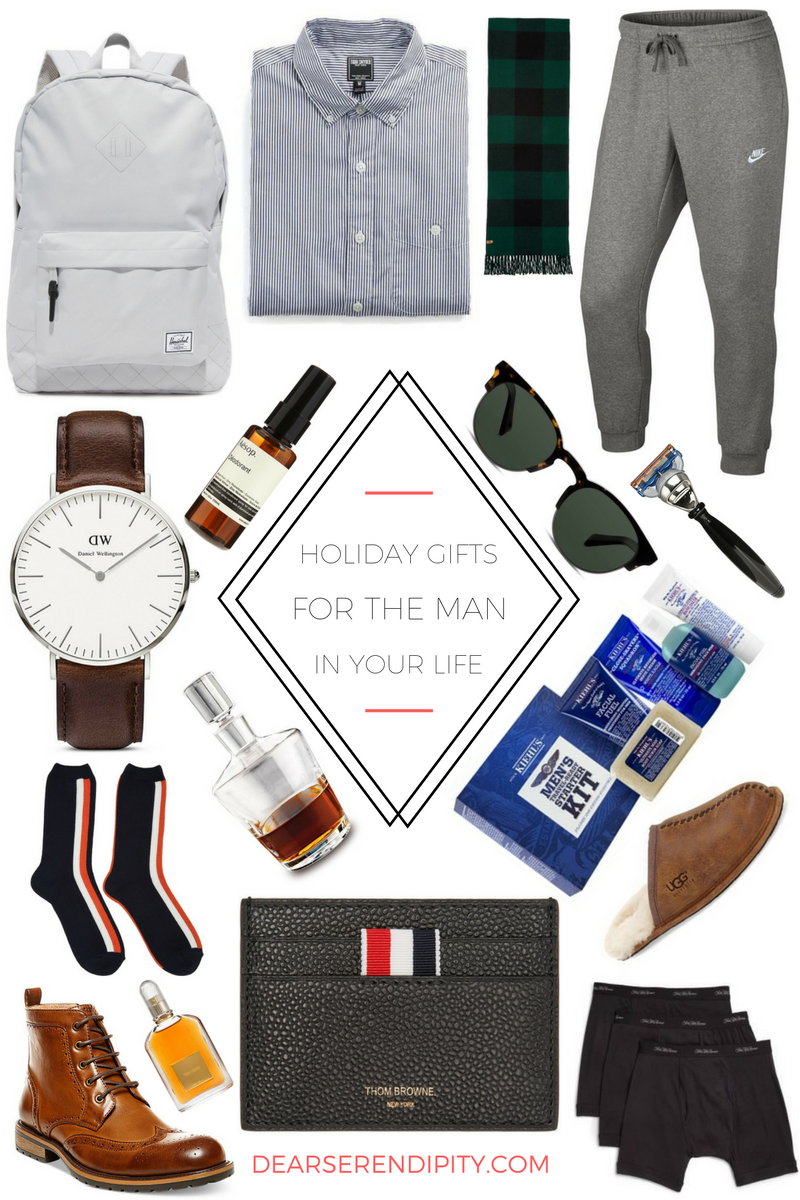 Holiday Gift Guide What To Get Your Boyfriend Or Hubby