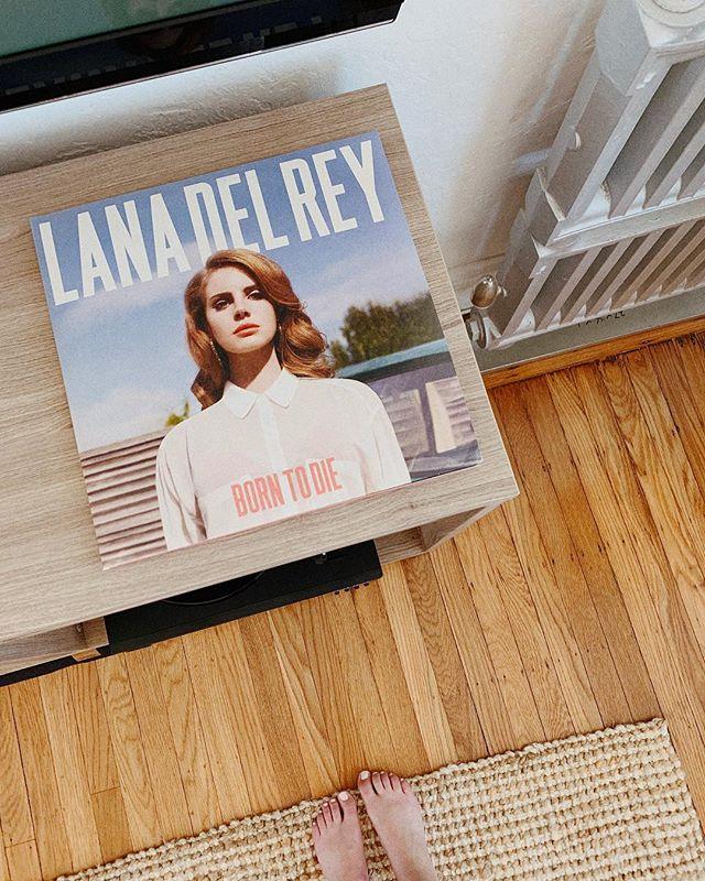 Saturdays were made for Lana 🍒