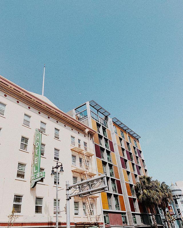 I love this city ✨