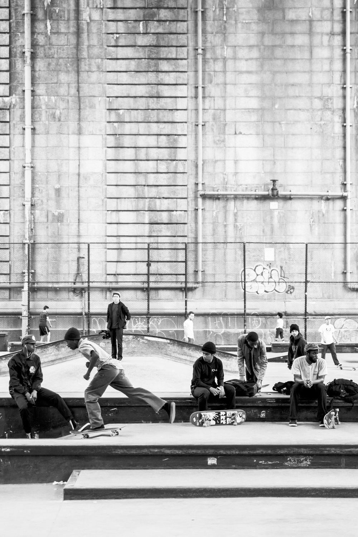 LES Skatepark