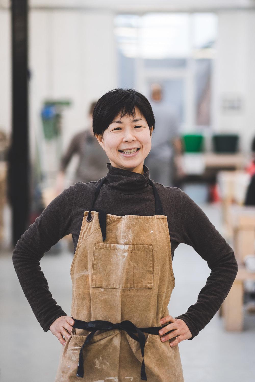 Yasuko Arakawa, Technician