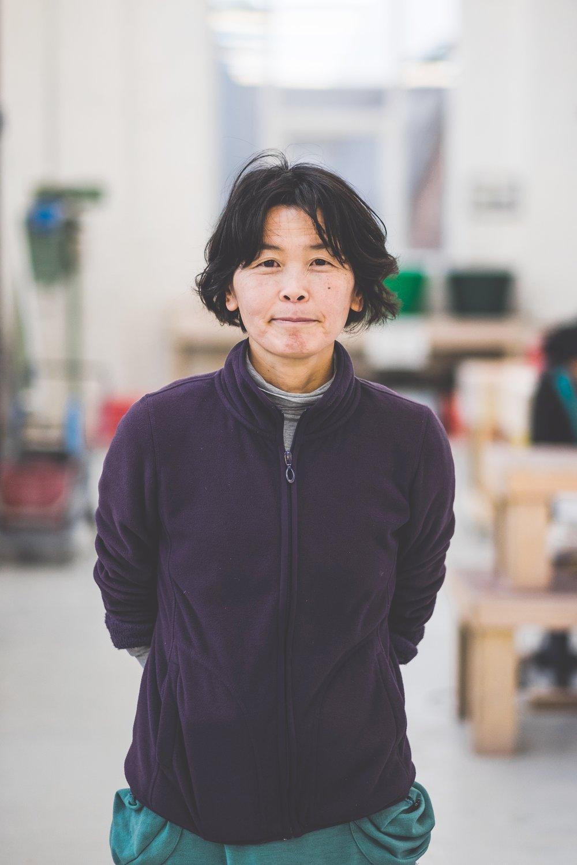 Toshiko, Mentor