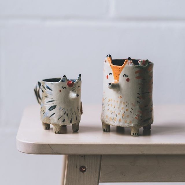 Little critters from @purrfectspace ❤️🙏❤️🙏 Photo @arturrummel