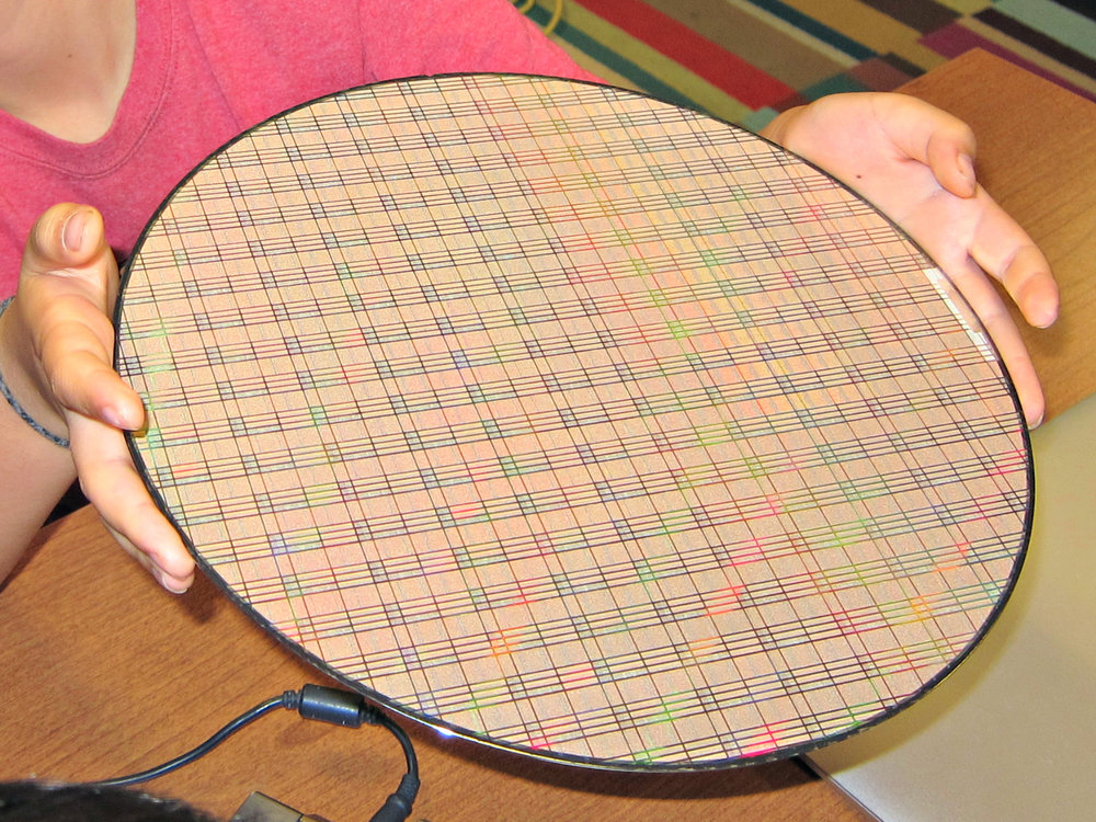 12-inches wafer