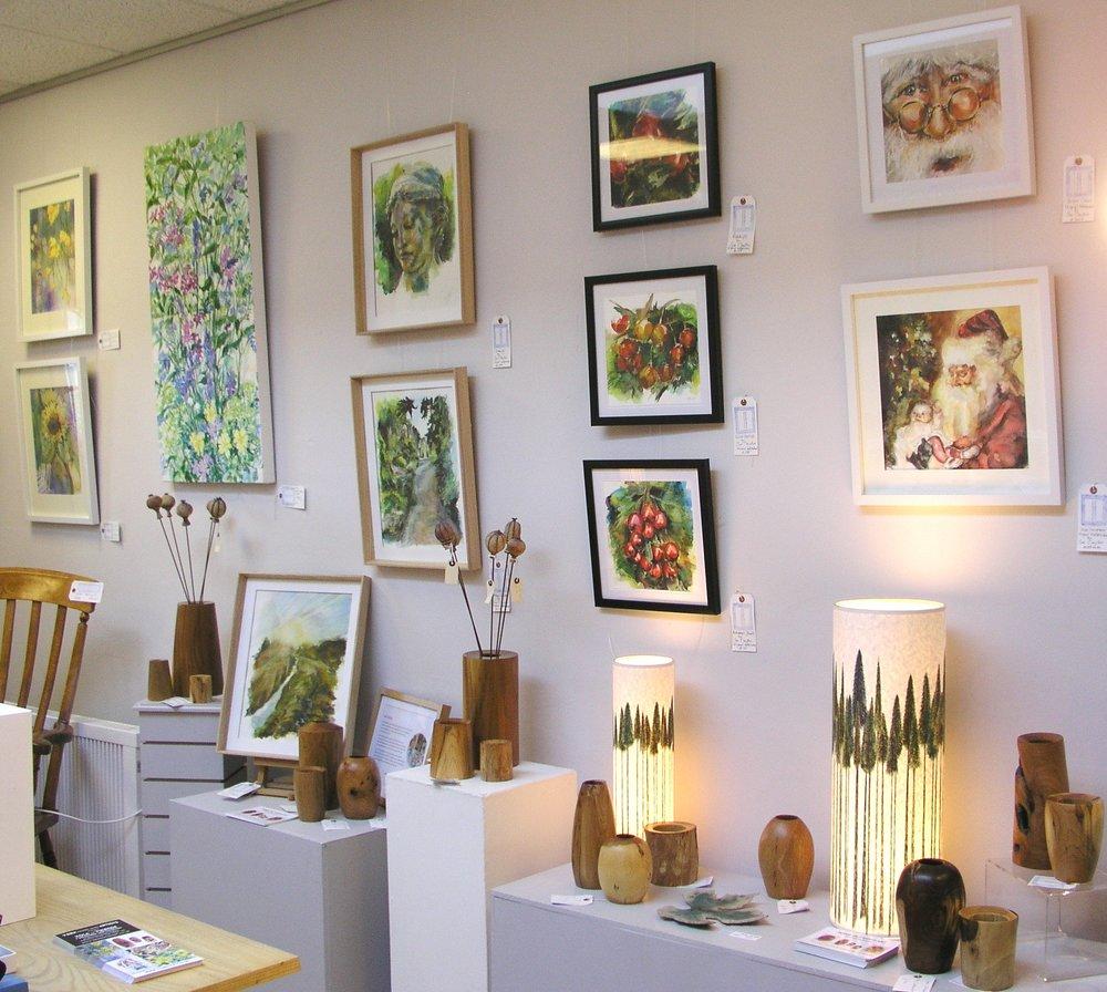 YOLA's exhibition, throughout December