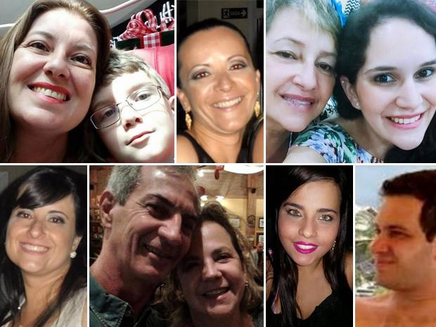 Imagem das vítimas: Google