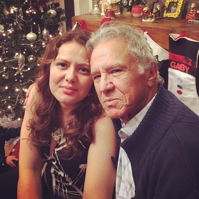 Mirna Loi e seu pai  Papi..... meu companheiro, amigo e mentor. Se todos fossem iguais a você, que maravilha viver.❤️