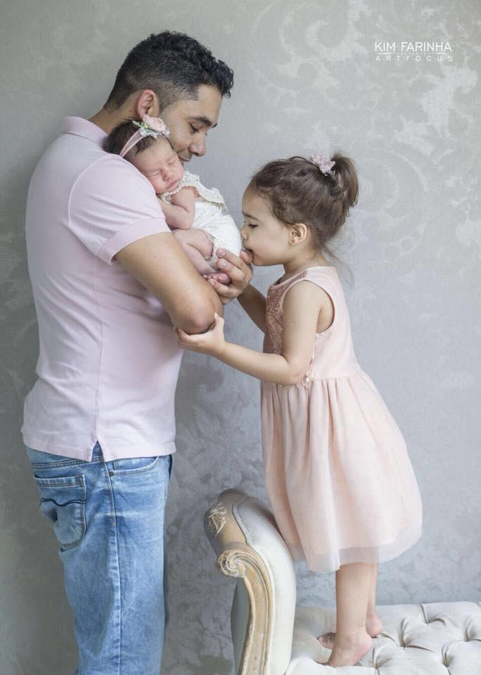 Oliveira Aparecido  Ser pai !!! E o sentimento mais precioso , e o Amor que vem do nosso senhor !!!!