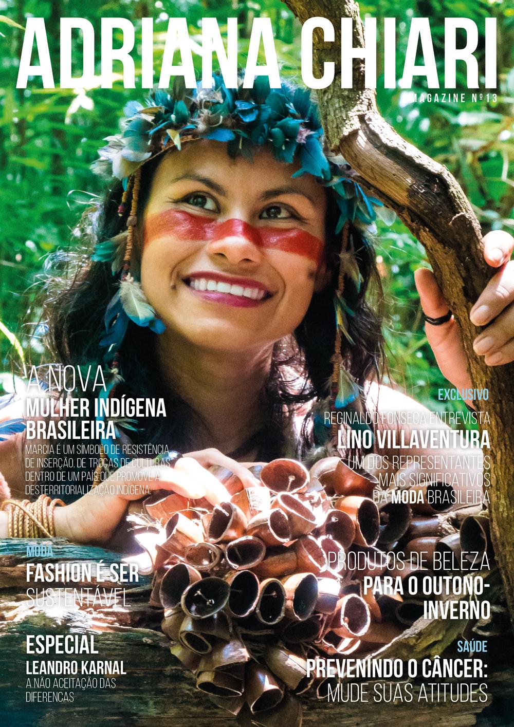 13ª Edição Adriana Chiari Magazine - Setembro - 2018