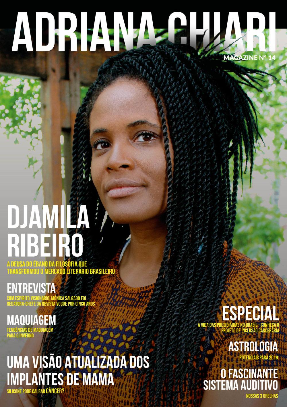 14ª Edição Adriana Chiari Magazine - Dezembro - 2018